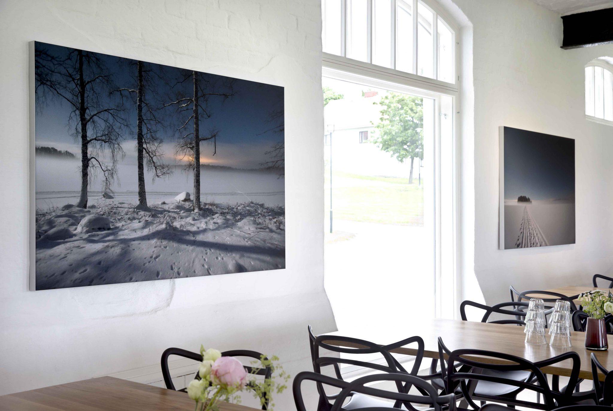 Laukon kartano, Laukko herrgård - Fotograf Erja Lempinen